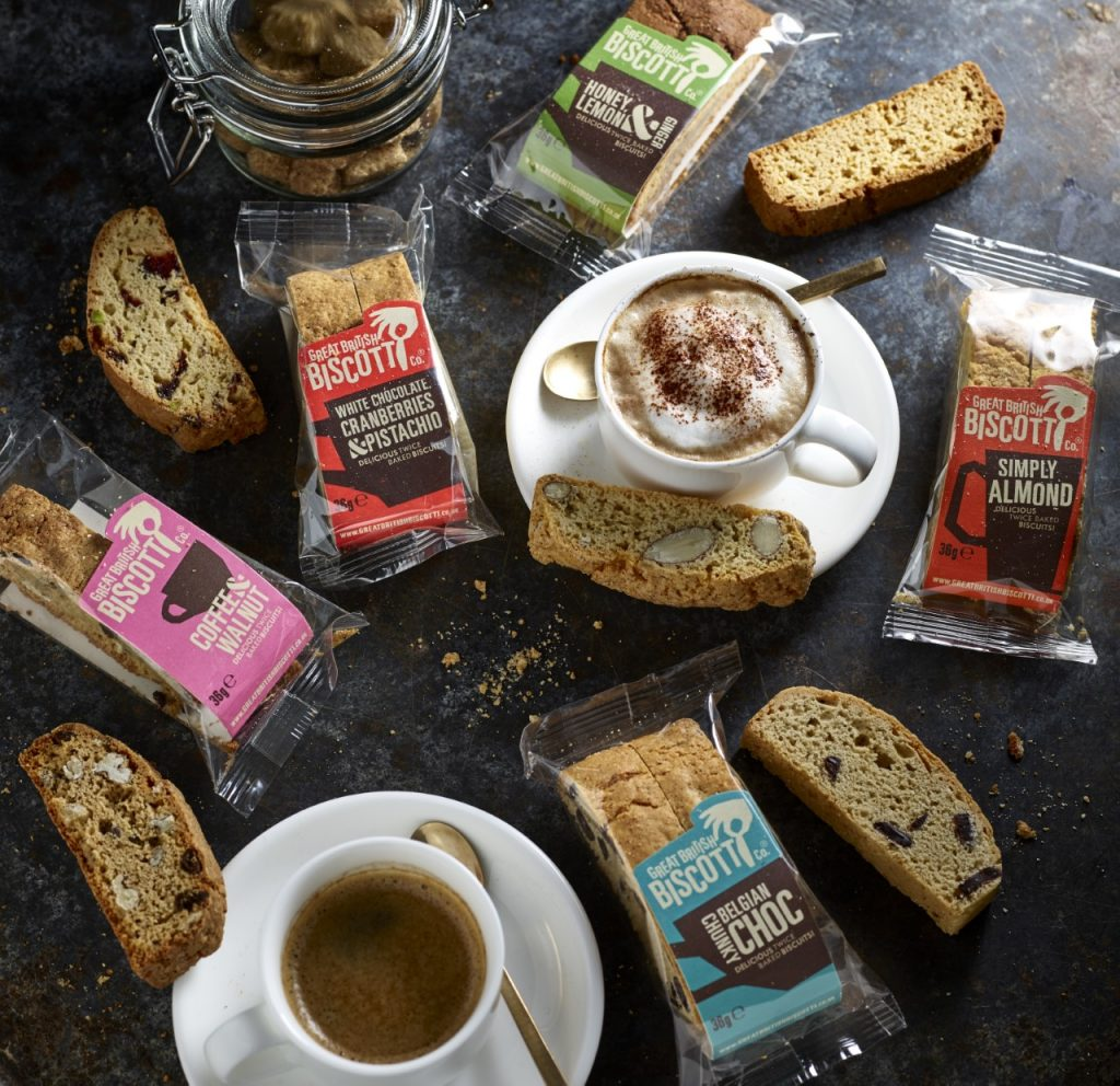 biscotti coffee